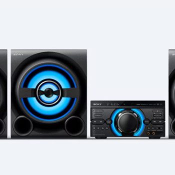 High Power Audio System With Dvd Mhc M80d.jpg