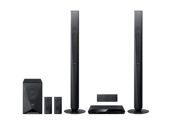 Sony Home Theater Dav Dz650