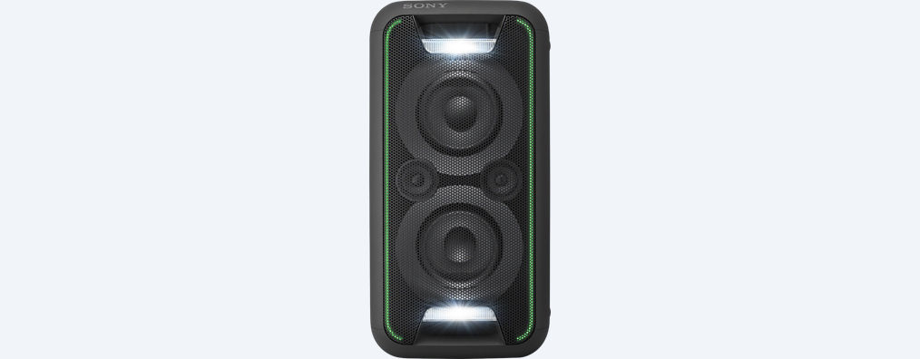 High Power Home Audio System With Bluetooth Gtk Xb5