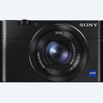Sony Advanced Compact Digital Camera Dsc Rx100m3.jpg