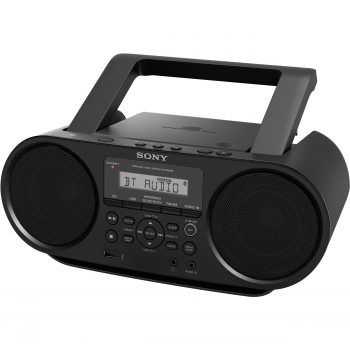 Sony Zsrs60bt Zs Rs60bt Cd Boombox With 1126533